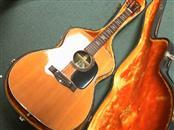 CROWN Acoustic Guitar W/CASE